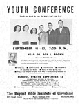 Faith and Fruit, August 1949 by Baptist Bible Institute of Cleveland