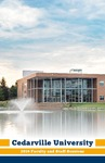 2016 Faculty and Staff Sessions by Cedarville University