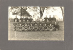1927-1928 Football Team by Cedarville College