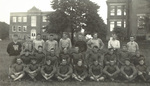 1928-1929 Football Team by Cedarville College