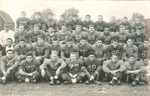 1948-1949 Football Team by Cedarville College
