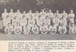 1951-1952 Football Team
