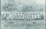 1952-1953 Football Team by Cedarville College