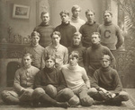 1904-1905 Football Team by Cedarville College