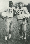Homer Burton and James Wagner by Cedarville College