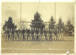 1924-1925 Football Team by Cedarville College