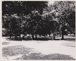 Founders Hall Lawn by Cedarville University