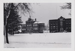 Founders Hall and Collins Hall by Cedarville University