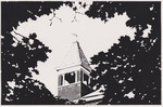 Founders Hall Cupola by Cedarville University