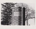 Founder Hall Entrance by Cedarville University
