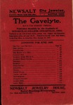 The Gavelyte, May-June 1909 by Cedarville College