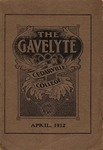 The Gavelyte, April 1912 by Cedarville College