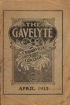 The Gavelyte, April 1913 by Cedarville College