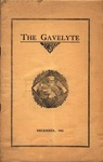 The Gavelyte, December 1913
