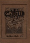 The Gavelyte, February 1911 by Cedarville College