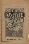 The Gavelyte, February 1913