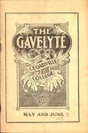 The Gavelyte, May-June 1913