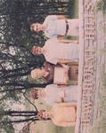 1979 Golf Team by Cedarville College