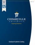 2011-2012 Graduate Academic Catalog