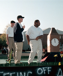 Homecoming Parade: Michael Dorsey