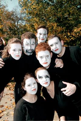 Homecoming Parade: Drama Club