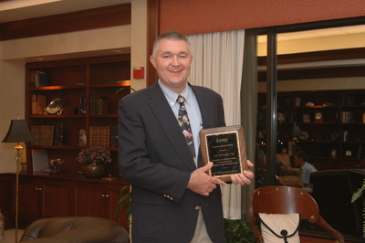 Alumni Award--Impact Award: Van Holloway '88