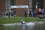 Cardboard Canoe Race by Cedarville University