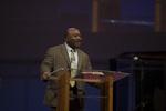 Gregory Dyson Speaking in Chapel