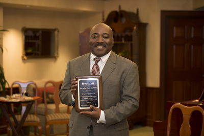 Gregory Dyson: One Another Mindset Award