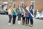 Homecoming Court Participants