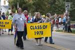 Homecoming Parade: Class of 1978