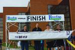 Cardboard Canoe Race