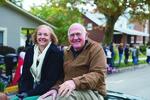 Homecoming Parade: Grand Marshall Dick Walker