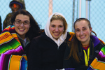 Homecoming Soccer Game Fans