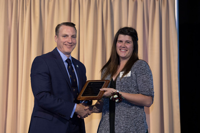 Kristen Craig Zeigler '14: Young Alumna of the Year