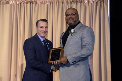 Timothy Ware '98: One Another Mindset Award