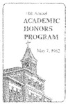 18th Annual Academic Honors Program