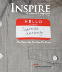 Inspire: The Cedarville You Need to Know, Fall/Winter 2011 by Cedarville University