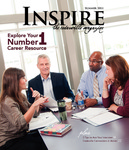 Inspire: Explore Your Number 1 Career Resource, Summer 2011