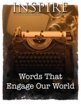 Inspire: Words That Engage Our World, Spring 2004