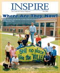 Inspire: Where Are They Now?, Fall 2002