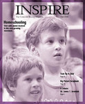 Inspire: Homeschooling, Fall 2000