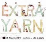 Review of <i>Extra Yarn</i> by M. Barnett, illustrated by Jon Klassen
