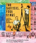 Review of <em>Two Brothers, Four Hands: The Artists Alberto and Diego Giacometti</em> by Jan Greenberg and Sandra Jordan