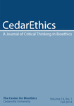 CedarEthics by Cedarville University