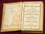 New Testament, 1807