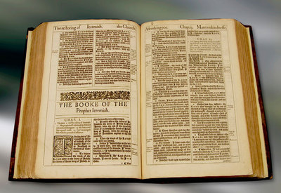 King James Bible, 1617