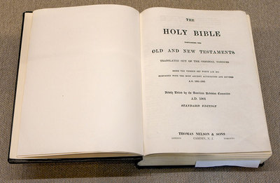 American Standard Version Bible, 1901