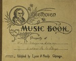 Beethoven Music Book by Cedarville College