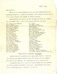 Cedarville College Bulletin, June 1946 by Cedarville College